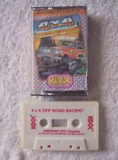 50853 4X4 Off-Road Racing - Amstrad CPC (1990)