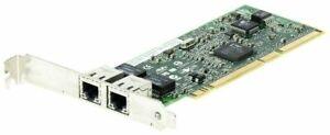 DELL 0J1679 NETWORK ADAPTER DUAL PORT PCI-X ETHERNET RJ-45