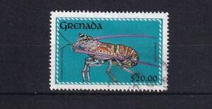 GRENADA 1990 $20 Caribbean Spiny Lobster SG2172 USED