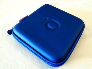 NEW DoTERRA ESSENTIAL OIL CASE Travel Organizer BLUE ROYAL NEOPRENE  10 Slips