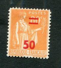Timbre FRANCE YT n° 481 neuf B* - Type PAIX surchargé - 1940-41