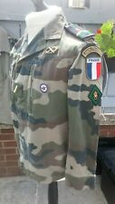 More details for french foreign legion cic. 4rei f2 cce combat jacket