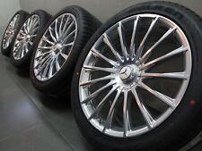 20 pulgadas Neumáticos de verano ORIGINAL MERCEDES CLASE S W222 AMG schmiederad