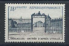 France N°988** (MNH) 1954 - Château de Versailles (grille)