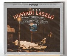 Huyadi Laszlo ERKEL CD ALBUM 1985 west germany NEUF new JANOS KOVACS (3cd) opera
