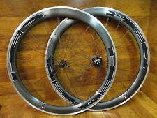 HED BELGIUM JET C2 700C CLINCHER SHIMANO/SRAM 8 9 10 11 SPEED CARBON WHEEL SET