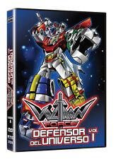 DVD Anime Voltron Force Defensor del Universo Vol 1 DVD , Español Version