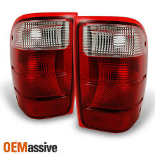 01-05 Ford Ranger Taillights Lights Lamps Replacement Pair Left+Right 2001-2005