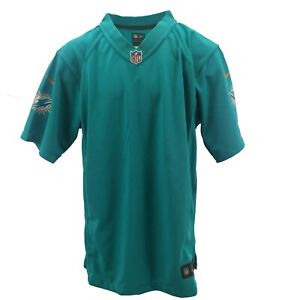Miami Dolphins Blank Official NFL Nike Kids Youth Size On Field Jersey New Tag