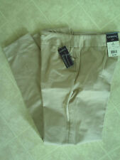 GEORGE Sz 8 Average Moden Fit  tan  Whipped Late Womens Stretch Casual Pant