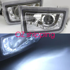 2x Led FOG LIGHT KIT SPOT LAMP SET for TOYOTA LAND CRUISER PRADO FJ90 1998-2002
