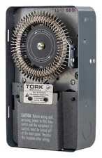 TORK 8601 Cycle Timer,120V,SPDT-NO/NC
