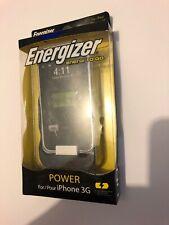 😍 energizer AP1000 neuf coque batterie externe iphone 3g 3gs + cable 1000 mah