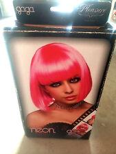 Pleasure Wigs - Cici Wig Hot Pink - PW8013-F24