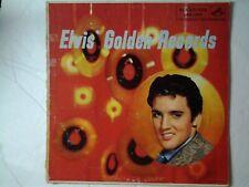 "Elvis Presley 33 rpm ""Elvis' Golden Records"" RCA VICTOR LPM 1707"