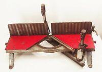 Vtg antique Millers falls 72C langdon acme miter box woodworking carpenters tool
