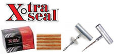 Xtra Seal Tire Plugs + Tire Repair Tools