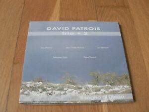 David Patrois Trio + 2 : Il Sogno Di Diego - CD Cristal Records 2007