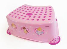 Disney Princess Toddler Toilet Training Step Stool - Pink