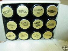 12 Bottles Potpourri Oils Assorted 1/4 ounce New Scent