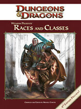 Wizards Presents Races & Classes Dungeons & Dragons 4.0