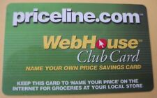 priceline.com WebHouse Grocery Card (Exp 12/2003)