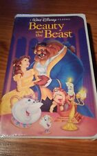 Beauty And The Beast Black Diamond Vhs Sealed! Best Price