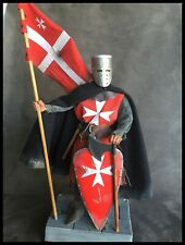 "CUSTOM 12"" KNIGHT OF THE ORDER OF MALTA FIGURE 1/6 SCALE."