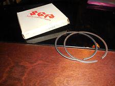NOS Suzuki OEM TC185 TS185 STD Ring Set 12140-97311 12140-29760