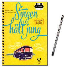 Singen hält jung 100 Volkslieder und Schlager - Edition DUX D858 9783868492491
