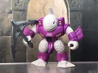 Battle Beasts Takara Figure Working Rub Complete w Weapon #05 KILLER CARP Hasbro