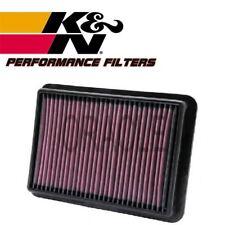 K&N HIGH FLOW AIR FILTER 33-2980 FOR NISSAN NAVARA 2.5 DCI 4WD 190 BHP 2009-