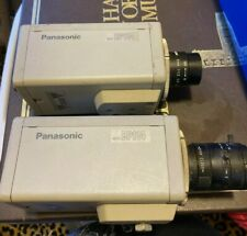 Estate Sale: Vintage Panasonic Surveillance Camera