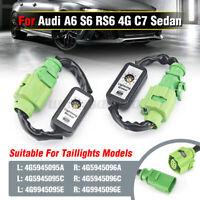 Semi Dynamische Blinker LED Rückleuchten Module Für Audi A6 S6 RS6 4G C7 Sedan