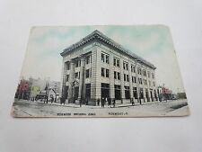 POSTCARD NORTHWOOD NATIONAL BANK ANTIQUE