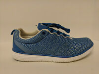 Propet Athletic Sneakers, Blue, Womens 8.5 M