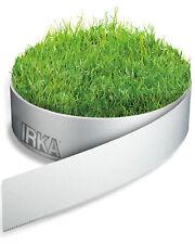 IRKA Rasenkantenband Rasenkante Alu/Zink Metall 15, 20 oder 25 cm hoch 1mm stark