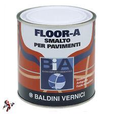 Smalto per pavimenti Baldini Vernici Floor-A 750 ml grigio 197