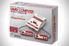 Brand New Nintendo Classic Mini Famicom Console JPN Family Computer In Stock F/S