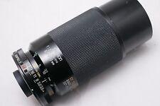 Tamron 80-210mm F3.8-4.0 Adaptall 2 Universal Mount Zoom Lens SLR & Mirrorless