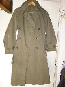 veste militaire ancienne imperméable - armée de l'air ~1950 Regular Medium