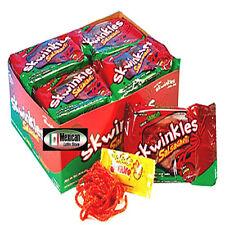Lucas Salsagheti Watermelon Flavored 12-pc in box Mexcan Candy Net Wt 10-oz