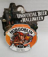 Wychwood Brewery Hobgoblin Legendary Ruby Beer LED Light Up Pump Clip NEW Boxed