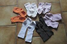 595a : 6 paires de chaussettes 17/21 ebondy