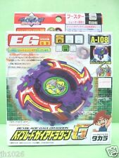 NEW TAKARA JAPAN BEYBLADE A-108 Gaia Dragoon G-REVOLUTION EG ENGINE GEAR SYSTEM