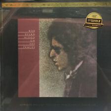 Bob Dylan – Blood On The Tracks SEALED Mobile Fidelity MFSL LTD EDT VINYL BOX