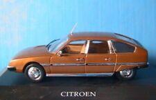 CITROEN CX 2400 PALLAS 1976 IXO BROWN 1/43 MARRON NEW DIE CAST MODEL IPOD