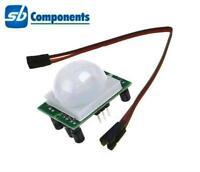 PIR Infrared Motion Sensor Module, 3x GPIO Cables for Raspberry Pi 4, 3, 2, Zero