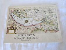 Aus Villenauflösung.Ältere Seekarte Möbel & Wohnen Antiquitäten & Kunst conil 1564-hofnaglius-nielsen Holzrahmen