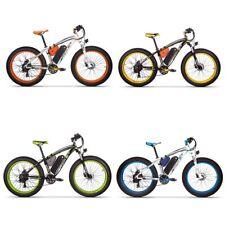 "48V 1000W Bicicleta Eléctrica 26"" Neumáticos Anchos Bicicleta De Montaña 4 Color"